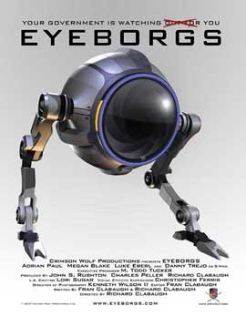 Eyeborgs - 11 x 17 Movie Poster - Style A