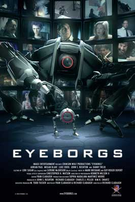 Eyeborgs - 43 x 62 Movie Poster - Bus Shelter Style B