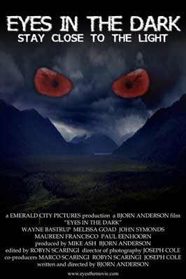 Eyes in the Dark - 11 x 17 Movie Poster - Style A