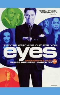 Eyes - 11 x 17 TV Poster - Style A