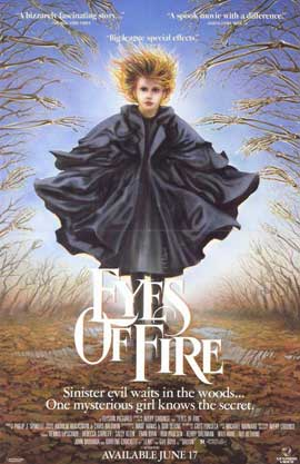 Eyes of Fire - 11 x 17 Movie Poster - Style A
