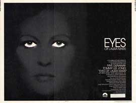 Eyes of Laura Mars - 11 x 14 Movie Poster - Style A