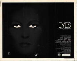 Eyes of Laura Mars - 22 x 28 Movie Poster - Half Sheet Style A
