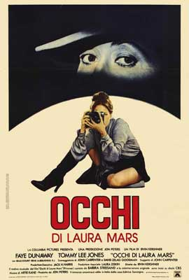 Eyes of Laura Mars - 27 x 40 Movie Poster - Italian Style A
