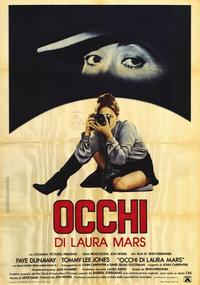 Eyes of Laura Mars - 39 x 55 Movie Poster - Italian Style A