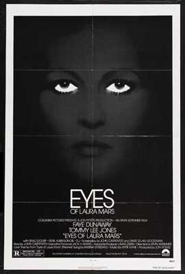 Eyes of Laura Mars - 27 x 40 Movie Poster - Style A