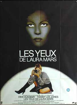Eyes of Laura Mars - 11 x 17 Movie Poster - French Style A