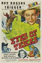 Eyes of Texas - 11 x 17 Movie Poster - Style A
