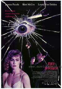 Eyes of the Beholder - 11 x 17 Movie Poster - Style A