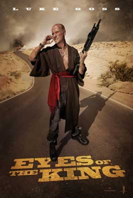 Eyes of the King - 11 x 17 Movie Poster - Style A