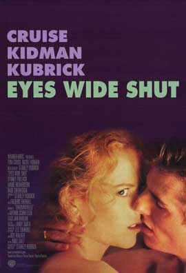 Eyes Wide Shut - 11 x 17 Movie Poster - Style B