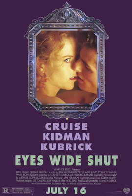 Eyes Wide Shut - 27 x 40 Movie Poster - Style A