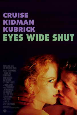 Eyes Wide Shut - 27 x 40 Movie Poster - Style B