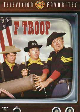 F Troop (TV) - 11 x 17 TV Poster - Style B