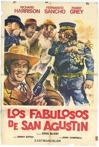 Fabulous Trinity - 11 x 17 Movie Poster - Spanish Style A