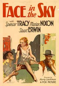 Face in the Sky - 11 x 17 Movie Poster - Style A