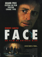 Face - 11 x 17 Movie Poster - French Style A