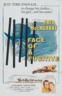 Face of a Fugitive - 27 x 40 Movie Poster - Style A