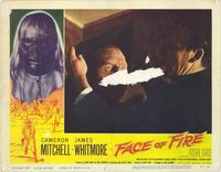 Face of Fire - 11 x 14 Movie Poster - Style C