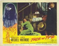 Face of Fire - 11 x 14 Movie Poster - Style G