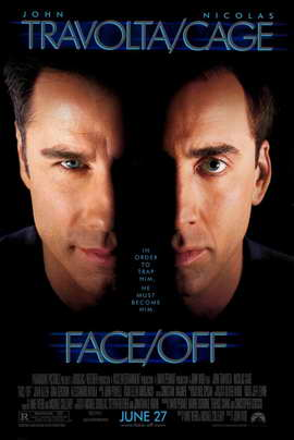 Face/Off - 11 x 17 Movie Poster - Style A