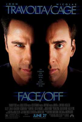 Face/Off - 27 x 40 Movie Poster - Style A