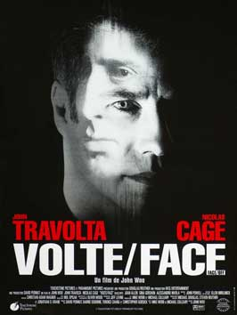 Face/Off - 27 x 40 Movie Poster - French Style A