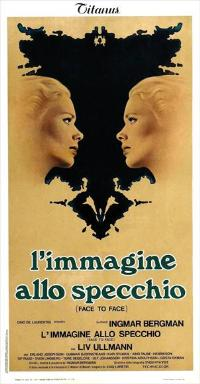 Face to Face - 11 x 17 Movie Poster - Italian Style A