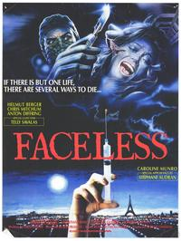 Faceless - 11 x 17 Movie Poster - Style A