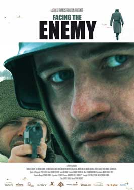 Facing the Enemy - 27 x 40 Movie Poster - UK Style A