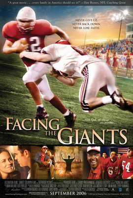 Facing the Giants - 27 x 40 Movie Poster - Style A