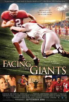 Facing the Giants - 27 x 40 Movie Poster - Style B