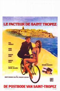 Facteur de Saint Tropez, Le - 11 x 17 Movie Poster - Belgian Style A