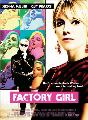 Factory Girl - 11 x 17 Movie Poster - Danish Style A