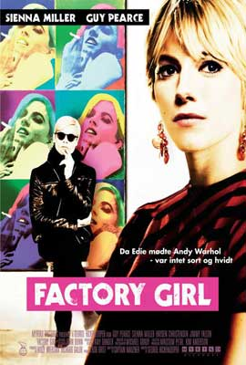 Factory Girl - 27 x 40 Movie Poster - Danish Style A