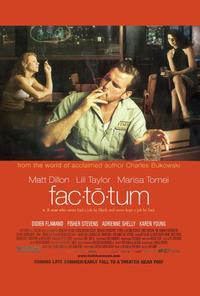 Factotum - 27 x 40 Movie Poster - Style A