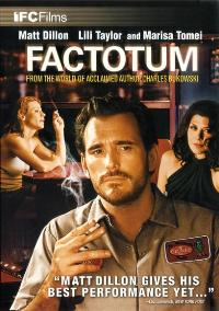 Factotum - 11 x 17 Movie Poster - Style B