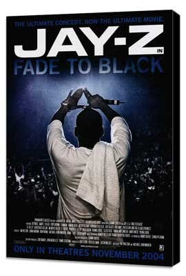 Fade To Black - 27 x 40 Movie Poster - Style A - Museum Wrapped Canvas