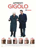 Fading Gigolo - 11 x 17 Movie Poster - French Style A