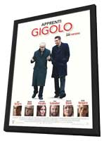 Fading Gigolo - 11 x 17 Movie Poster - French Style A - in Deluxe Wood Frame