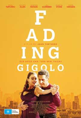 Fading Gigolo - 11 x 17 Movie Poster - Australian Style A