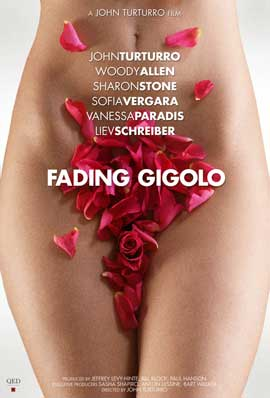 Fading Gigolo - 11 x 17 Movie Poster - Style B
