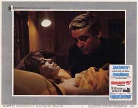 Fahrenheit 451 - 11 x 14 Movie Poster - Style B