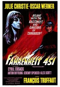 Fahrenheit 451 - 43 x 62 Movie Poster - Bus Shelter Style A