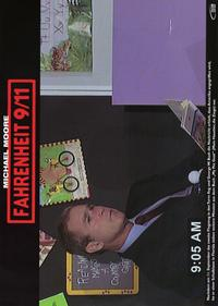 Fahrenheit 9/11 - 11 x 14 Movie Poster - Style A