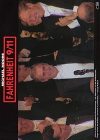 Fahrenheit 9/11 - 11 x 14 Movie Poster - Style B