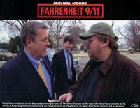 Fahrenheit 9/11 - 11 x 14 Movie Poster - Style C
