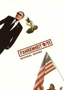 Fahrenheit 9/11 - 27 x 40 Movie Poster - Japanese Style A