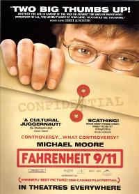 Fahrenheit 9/11 - 27 x 40 Movie Poster - Style A