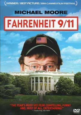 Fahrenheit 9/11 - 27 x 40 Movie Poster - Style C